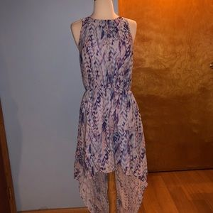 Forever 21 High-Low Dress Size Large